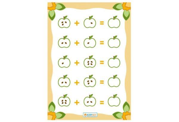 NUMBERS - Apple seeds