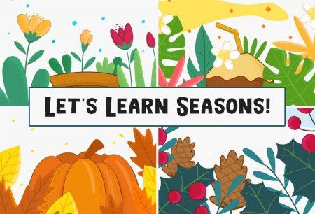 Let's Learn Seasons!
