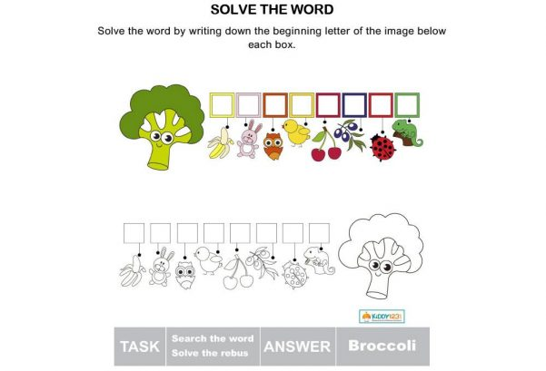 LANGUAGE - Solve The Word