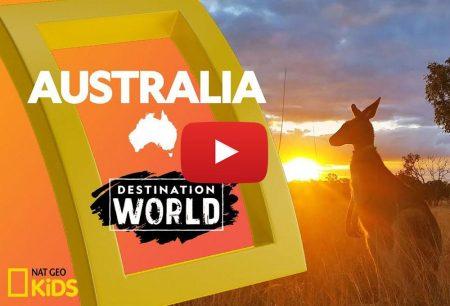 National Geographic Kids: Australia | Destination World