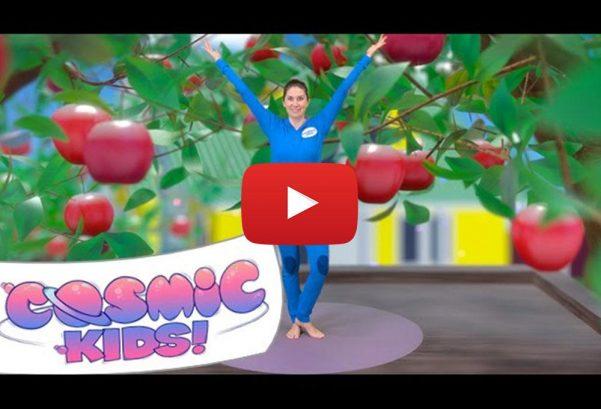 Cosmic Kids Yoga: Arnold the Ant   A Cosmic Kids Yoga Adventure!