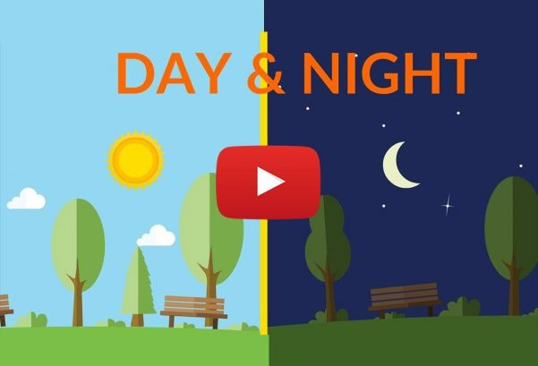 Learning Junction: Day and Night    video for kids