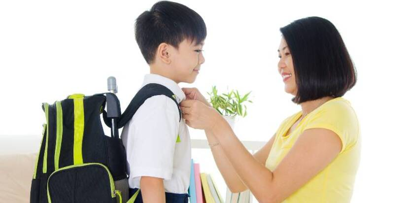 How can you help your child concentrate better in school?