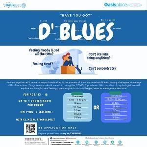 D'Blues @ Oasis Place Sdn Bhd, Kuala Lumpur