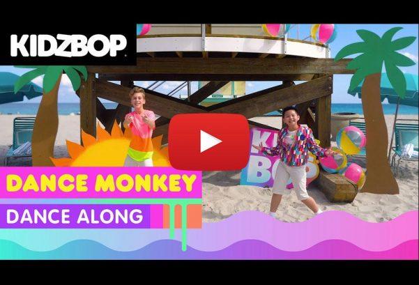 KIDZ BOP: KIDZ BOP Kids - Dance Monkey (Dance Along)