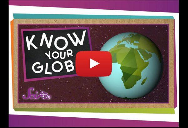 SciShow Kids: Know Your Globe