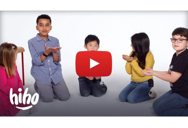 HiHo Kids: Kids Share Their Cultural Tradition   Show & Tell