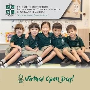 Virtual Open Day @ St Joseph's Institution International School