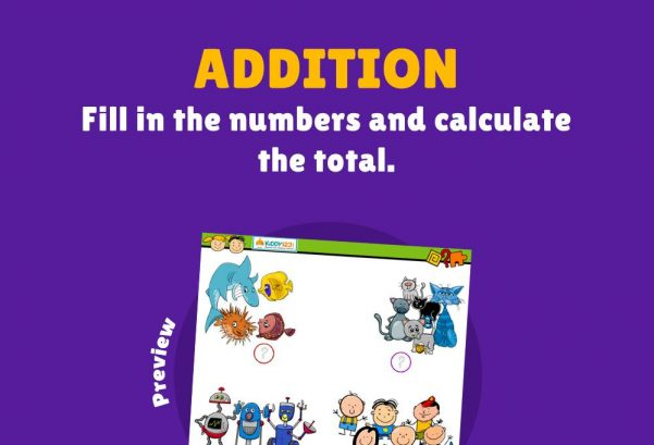 NUMBERS - Addition
