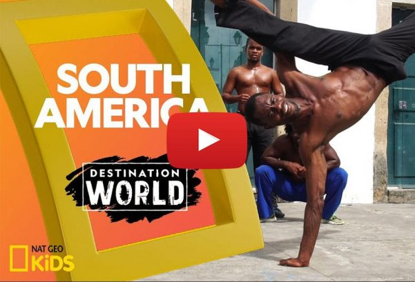 National Geographic Kids: South America   Destination World