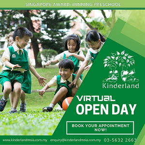 Virtual Open Day @ Kinderland Malaysia