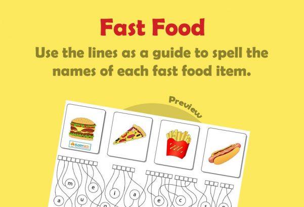 LANGUAGE - Fast Food