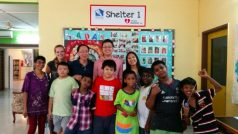 """Kiddy123 Gives Back"" - Our Visit to Shelter Home for Children"