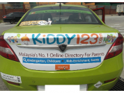 Kiddy123.com Taxis Ad is Officially Launched!