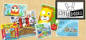 Top Selling UK Children's Books only at LITTLEBOOKZ