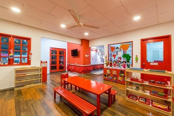 The children's house, Bangsar
