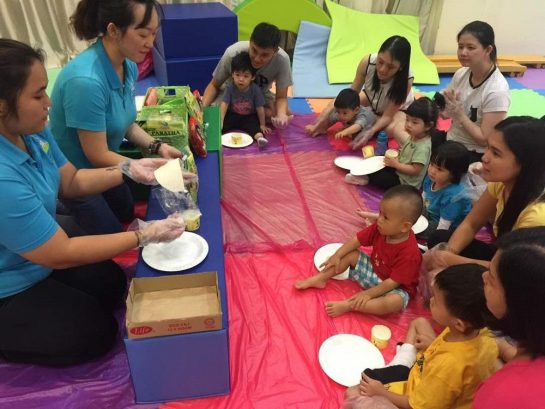 Baby Sensory - Bandar Puteri Puchong, Selangor