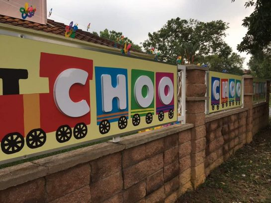 Choo Choo Train Licensee Recruitment