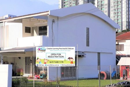 Little Haus Preschool & Childcare Centre, Damansara Kim