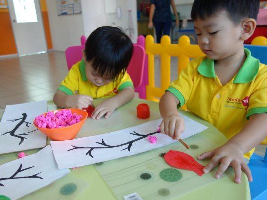 Tender Minds Preschool, Scenaria @ North Kiara Hills