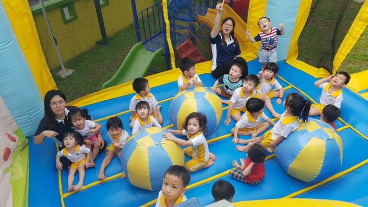 3Q MRC Junior Kindergarten, Damai Perdana