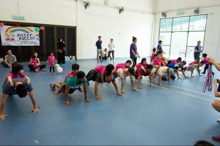 Pitter Patter Preschool and Childcare, Ara Damansara