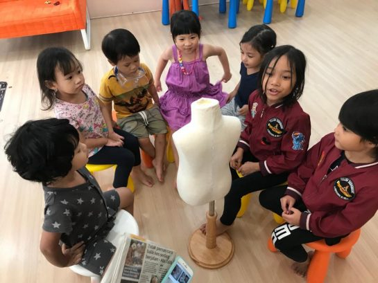 Yellow Submarine Preschool of Arts, Ara Damansara