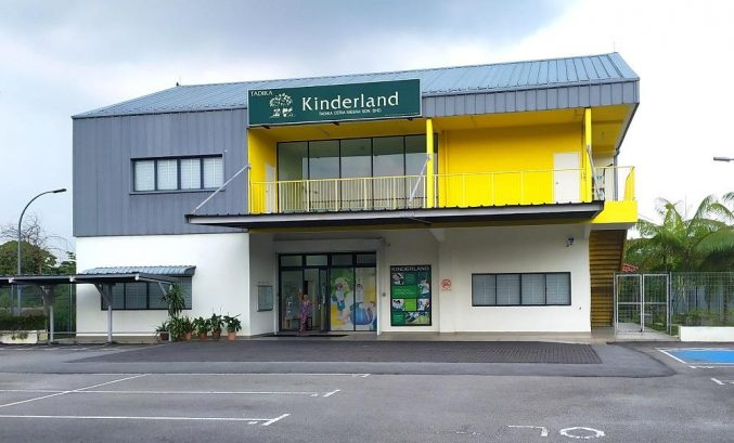 Kinderland Kota Kemuning