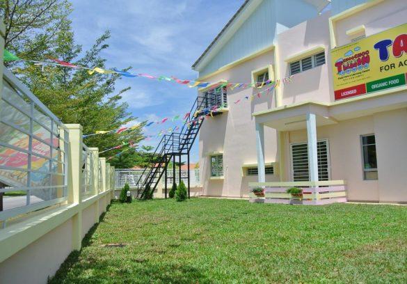 Choo Choo Train Baby & Child Care Centre - Setia Indah 10, Setia Alam, Shah Alam