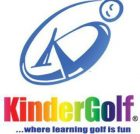 KinderGolf - 1 Utama Shopping Centre
