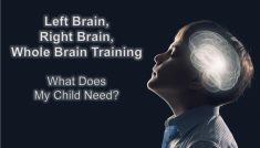 Right Brain, Left Brain, Whole Brain Training: What Does My Child Need?