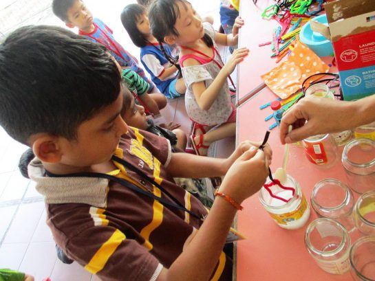 A Fun-filled Way to Spend School Holidays