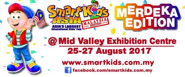 Smart Kids Asia 2017 - Merdeka Edition