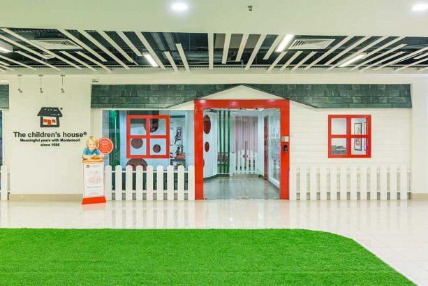 The children's house, The School @ Jaya One