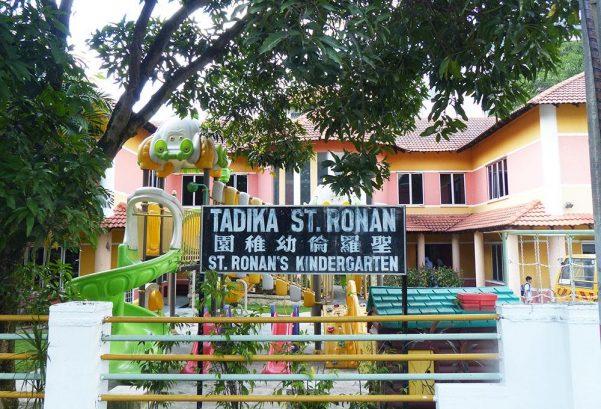 Tadika St. Ronan, Titiwangsa, Kuala Lumpur