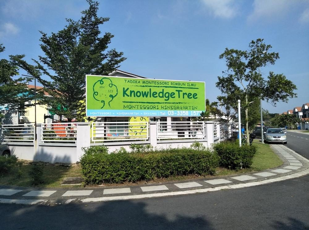 Knowledge Tree Montessori Kindergarten, Setia Alam