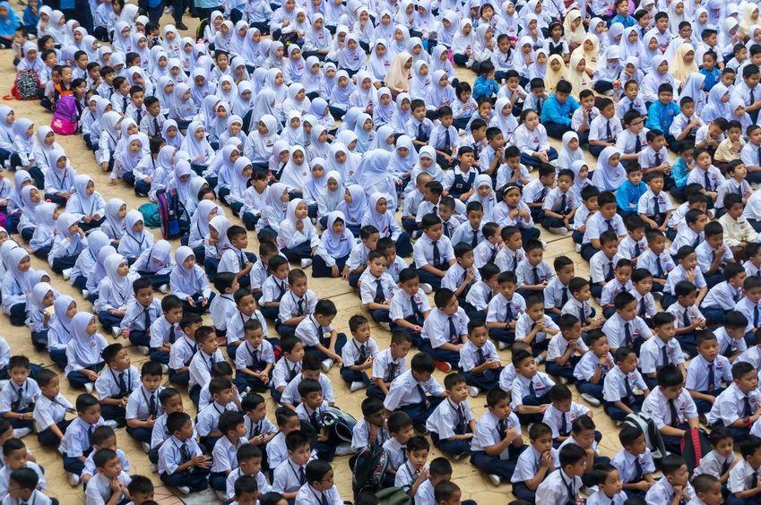 types of primary schools