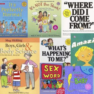 10 Sex Education Books For Kids of All Ages