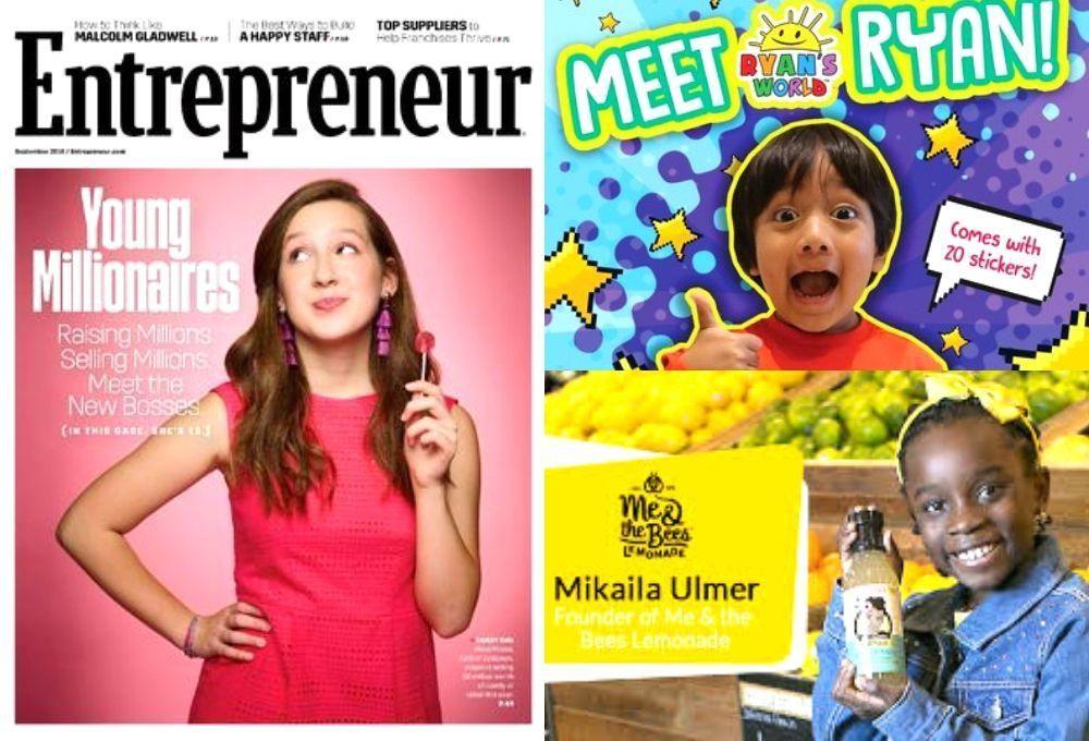 Self-Made Mini Millionaires