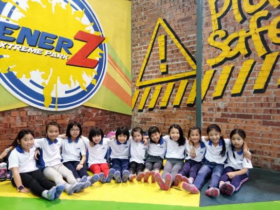 MRC JSP Primary School Tuition & Daycare, Farlim