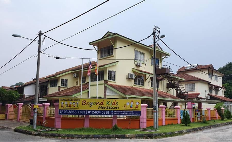 Beyond Kids Montessori Kindergarten, Bandar Puteri Puchong