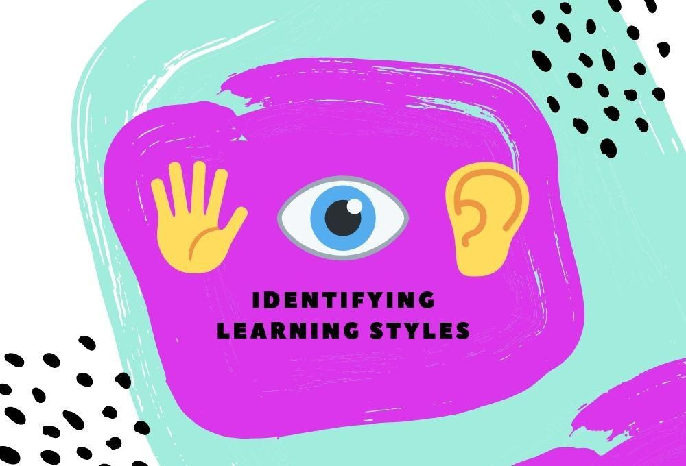 3 Different Types of Learning Styles