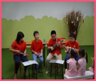 Tree Top International School, Taman Sri Segambut, Kuala Lumpur