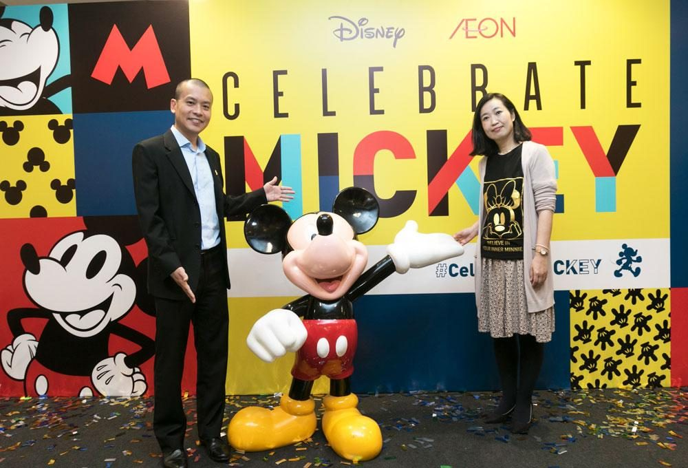 AEON x Disney Magical Collaboration!