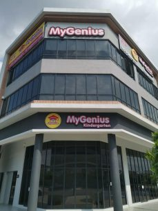 MyGenius Kindergarten, Eco Sanctuary