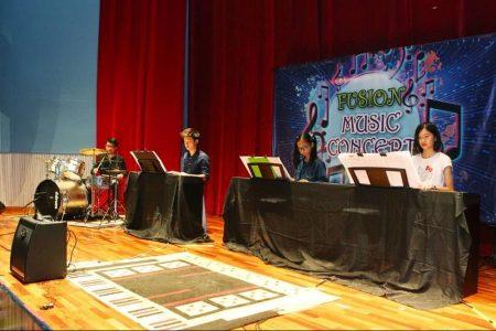 Fusion Music Studio, Puchong