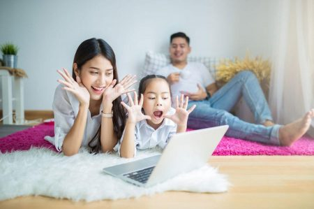 Stuck at Home: How to Keep Kids Engaged