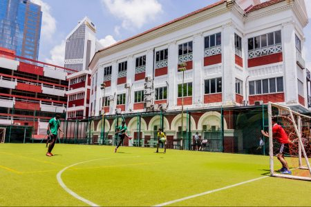 St. John's International School (Early Years), Bukit Nanas