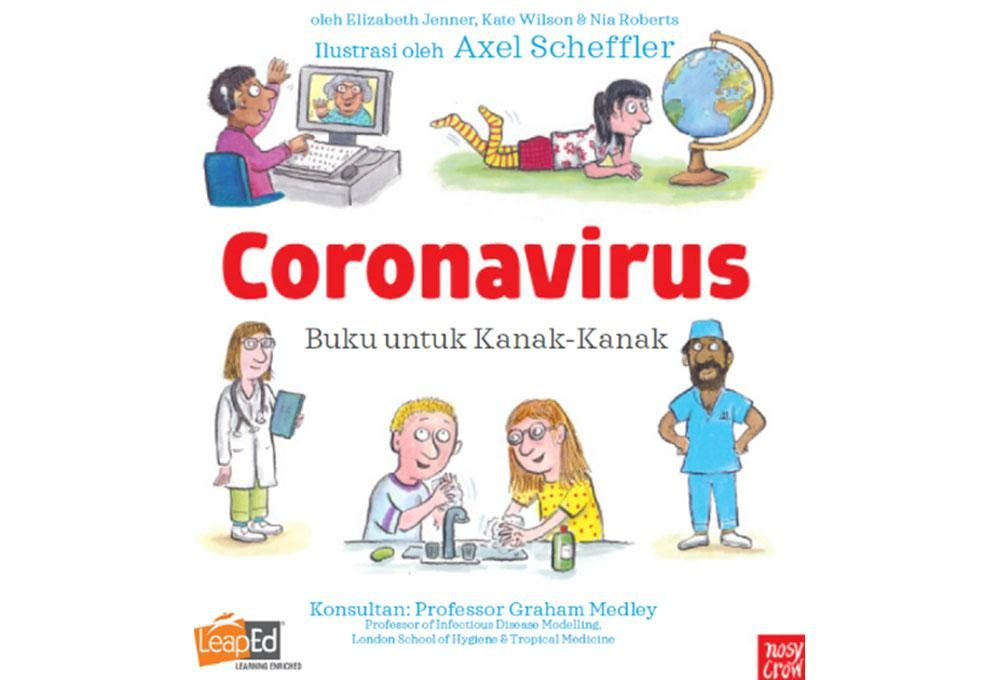 LeapEd Launches Coronavirus e-Book in Bahasa Melayu to Educate Young Children