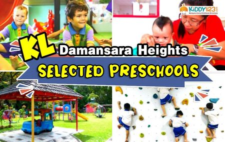 Selected Preschools in Damansara Heights
